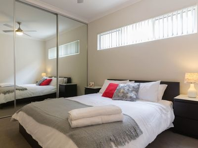 Photo for Neat Apartment close to Airport Perth City