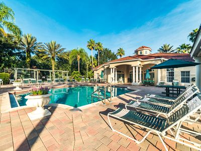 Photo for Perfect Family Home Relaxation-Great Resort, Pool, Spa, Exercise Room