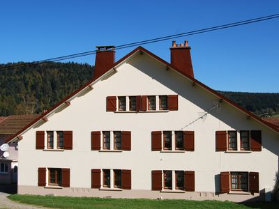 Photo for Apartment on the 1st floor of an old farmhouse in Xonrupt 3km from GERARDMER