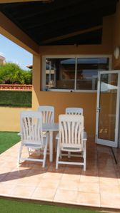 Photo for Luxury 2 bedroom villa with private heated pool and free WIFI
