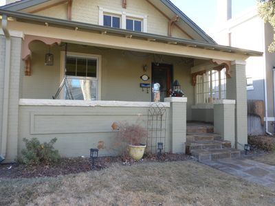 Photo for Beautiful home in a very walkable neighborhood close to Downtown