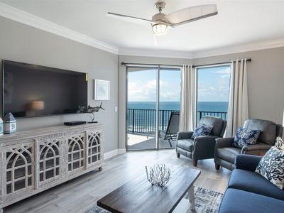 Photo for NEWLY REMODELED BEACH FRONT 2 BED/2BATH WITH GREAT AUG & FALL RATES!
