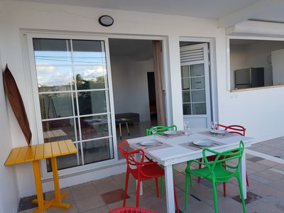 Photo for T3 at Anse Mitan-Pointe du Bout, 2 air conditioned bedrooms, 2 bathrooms