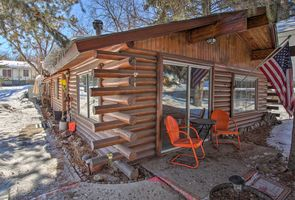 Photo for 3BR Cabin Vacation Rental in Lava Hot Springs, Idaho