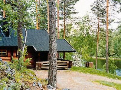 Photo for Vacation home Salmela in Puumala - 6 persons, 2 bedrooms
