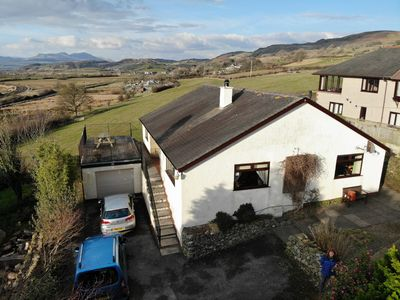Photo for 4 star rated luxury self-catering cottage with superb views of the fells