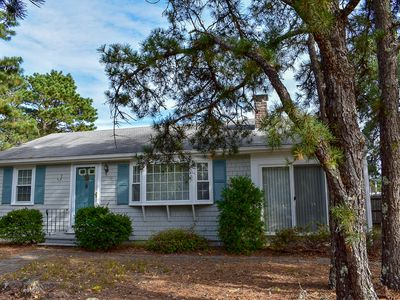 Photo for Michaels Ave 18- Lovely ranch with sunroom and yard, less than a mile to beach