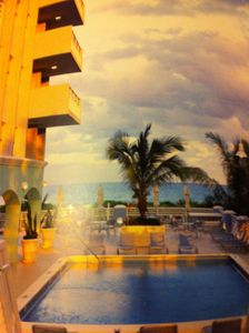 Photo for One bedroom/one bath (822 square feet) at Surfside Florida, May 11-18, 2019