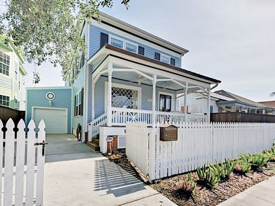 Exterior - Welcome to Galveston! This charming home is professionally managed by TurnKey Vacation Rentals.