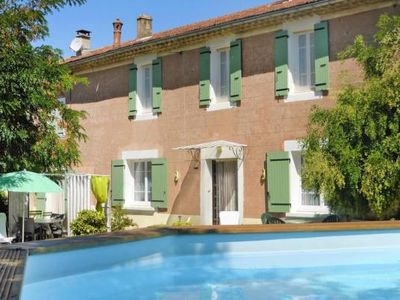 Photo for Semi-detached house, Cairanne  in Vaucluse - 3 persons, 1 bedroom