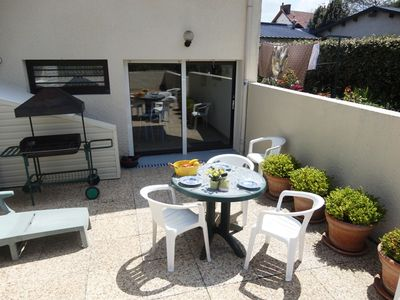 Photo for Independent apartment 50m2 near the beaches of La Baule