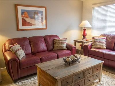 Photo for Freshly Updated Escape Close to Downtown and Arches with Hot Tub. Bring your pet
