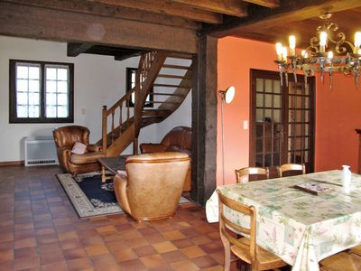 Photo for Vacation home Marchives (CUP100) in Pionnat - 8 persons, 4 bedrooms