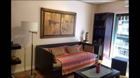 it was a pleasure to stay in this apartment with nice furniture and a nice decoration. The place of