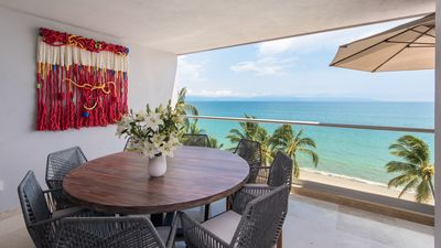 Photo for New Luxury Oceanfront Exclusive 2 BR in Bucerias