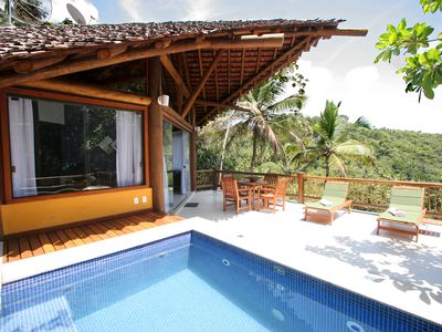 Photo for House in the Atlantic Forest to the sound of the sea near the famous Prainha