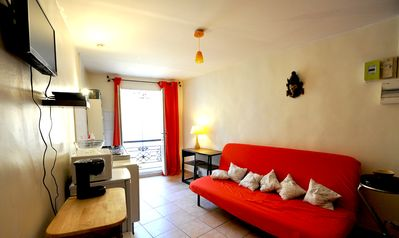 Photo for Charming apt ideal for couple with beautiful view