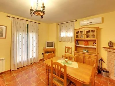 Photo for Rural house in Río Mundo La Tolva 5 people (Molino Pataslargas)