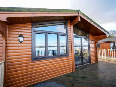 Photo for Vacation home Loch Leven Lodge  in Kinross, Scotland - 5 persons, 3 bedrooms