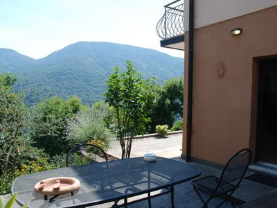 Photo for Apartment Paradiso in Monteggio - 2 persons, 1 bedrooms