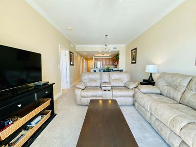 Seawind 1008 - Great beachfront condo & great location! 2BD, plus kid's bunk room.