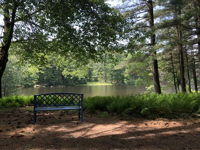 Photo for Lakefront Pocono Retreat: perfect for couples or families; Pet Friendly!
