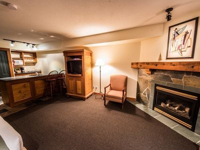 Photo for Superior Kitchenette for 2 | White Crystal Inn, Big White