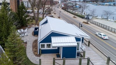 Photo for Shipwatch: 2 BR Home in the heart of South Haven w/ Marina Views (Sleeps 12)