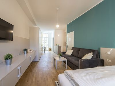 Photo for CAPITOL ROOMS-b & b in the center of Bolzano