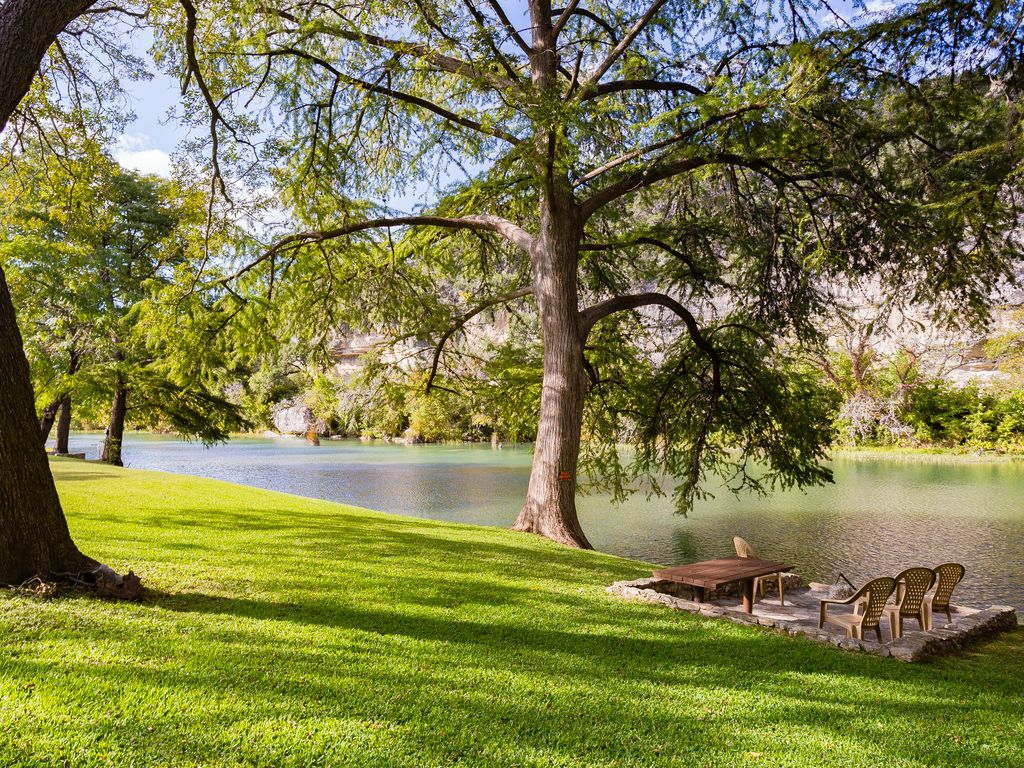 Riverfront Property Texas Hill Country
