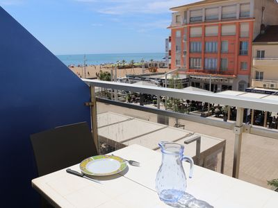 Photo for APARTMENT P2 SECOND FLOOR SEA VIEW NEAR THE BEACH