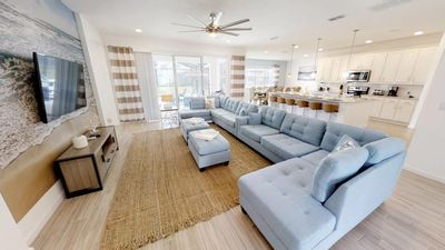 Photo for Modern Bargains - Sonoma Resort - Welcome To Cozy 7 Beds 6.5 Baths Villa - 7 Miles To Disney