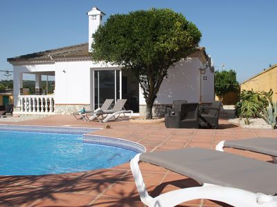Photo for Holiday rental with private pool - Your holidayhome near Vejer de la Frontera