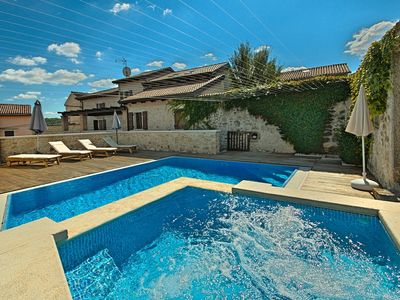 Photo for Holiday house Vižinada for 9 - 10 persons with 5 bedrooms - Villa