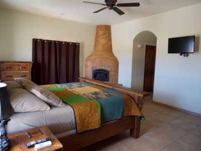 Photo for Hacienda Vista - 4 bedroom on 40 acres only 5 minutes from town!