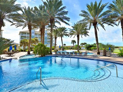 Photo for ***Splish Splash*** Overlooks Lazy River Pool!!
