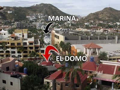 Situated in the heart of Cabo BEST location.