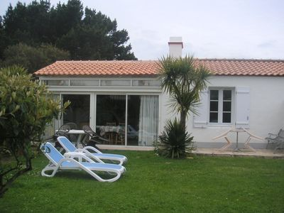 Photo for House near the Ladies Beach and downtown Noirmoutier en l'ile ° 40m