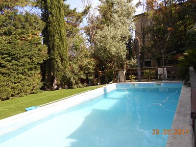 Photo for LOVELY HOUSE WITH POOL - AIX EN PROVENCE