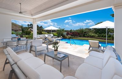 Photo for BEAUTIFUL 4 BEDROOM VILLA WITH ONSITE GOLF COURSE AND PRIVATE POOL