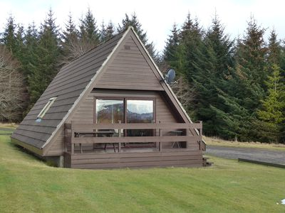 Photo for Cosy Holiday Lodge In The Scottish Highlands