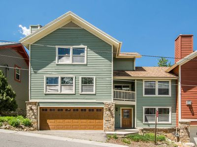 Photo for Amazing Park City Location, 4 Bedroom Town House