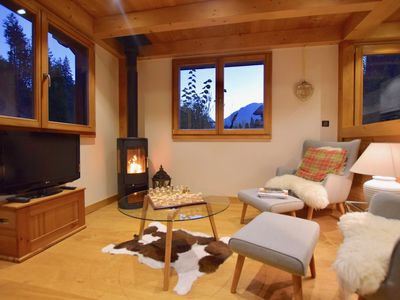 Photo for Le Vionnet is a beautiful, modern and comfortable chalet