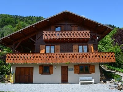 Photo for Detached chalet, max 11 persons with private pool.