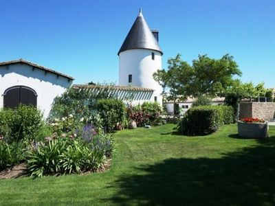 Photo for Villa Ars-en-Ré, 7 bedrooms, 15 persons