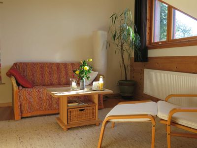 """Photo for 1. Guest room """"roof of the world"""" - OASIS-healing house eV."""