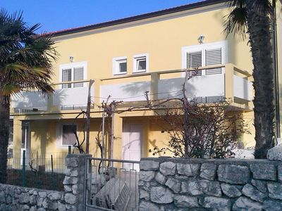 Photo for Apartment in Lun (Pag), capacity 6+3