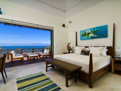 Photo for Direct Pano Ocean Views, In Gates, St. Regis next door, Kapuri Beach Club Memb.