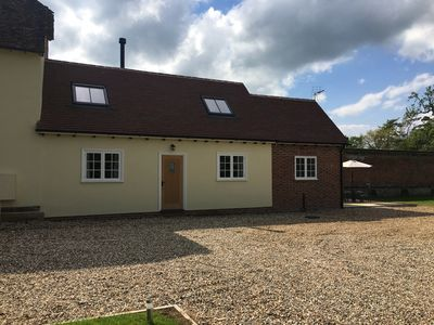 Photo for Orchard Cottage - Newly Built Farmhouse Annexe