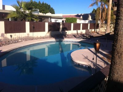 Photo for Lovely Pool Home in a Quiet Upscale Neighborhood!